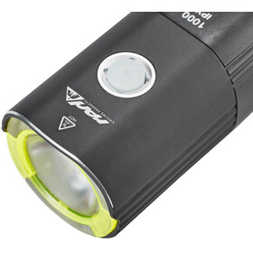Red Cycling Products PRO Beamer 1000 Fietsverlichting zwart